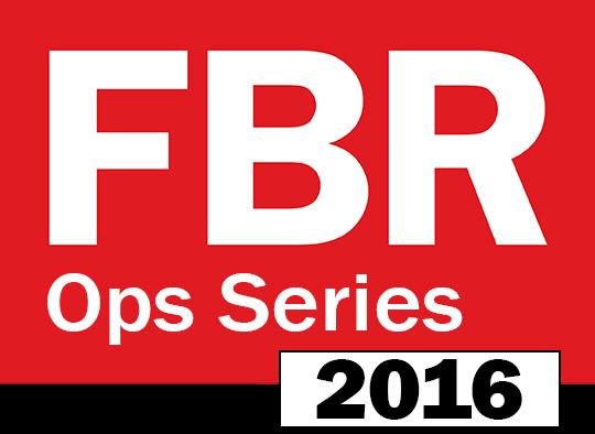 2016 Ops Webinar Series