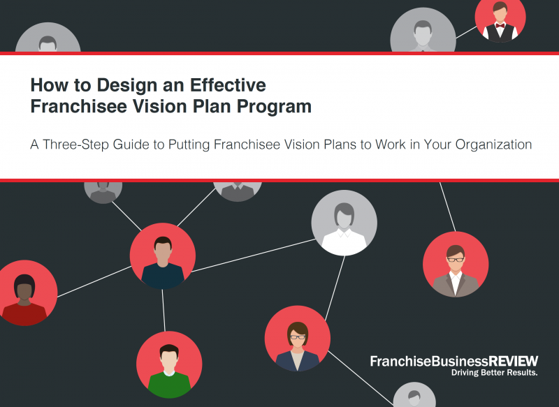 [eBook] How to Design an Effective Franchisee Vision Plan Program