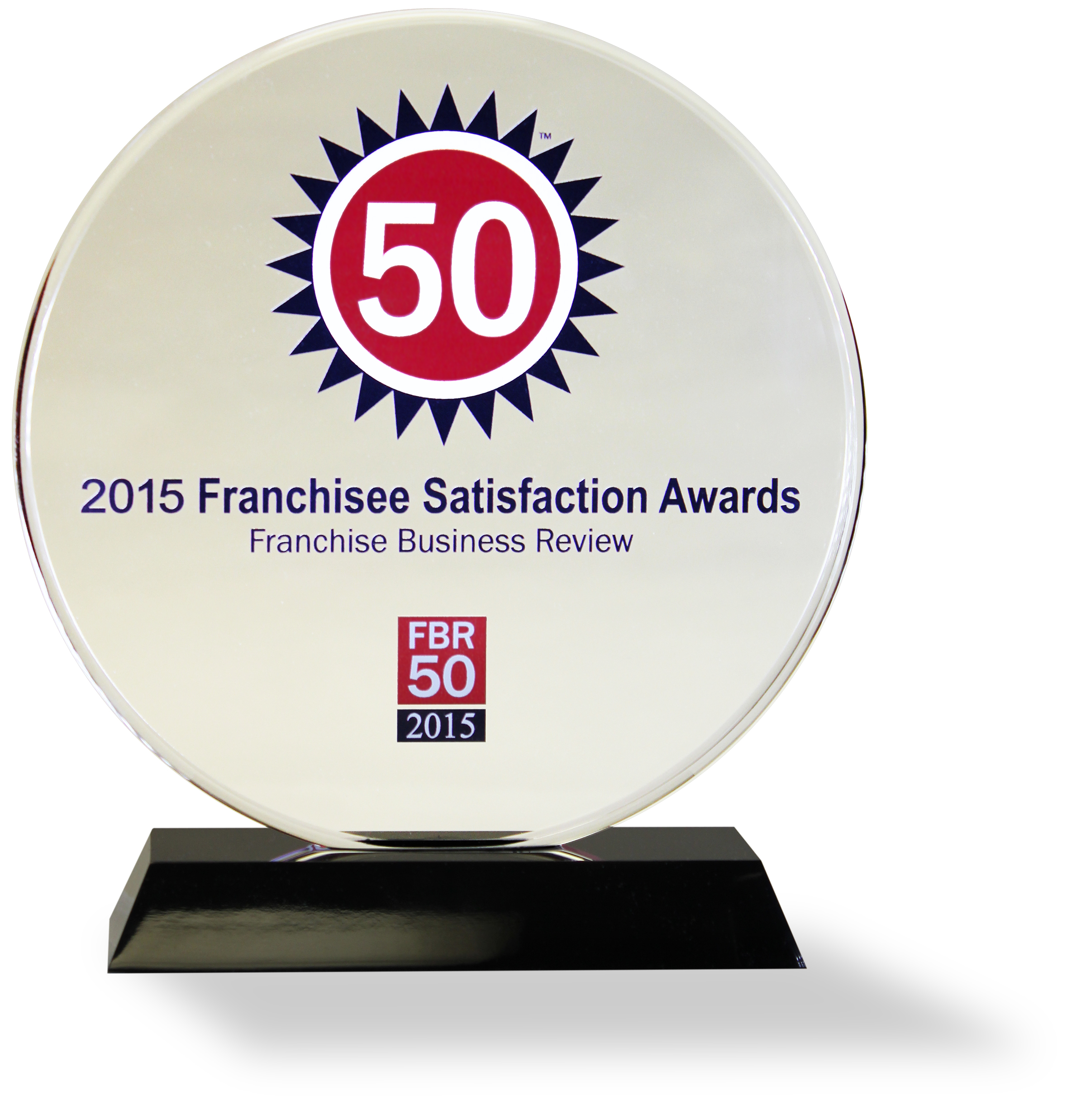 About the FBR50 Franchisee Satisfaction Awards