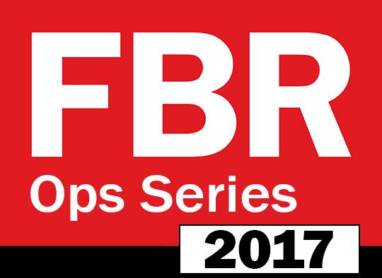 2017 Ops Webinar Series