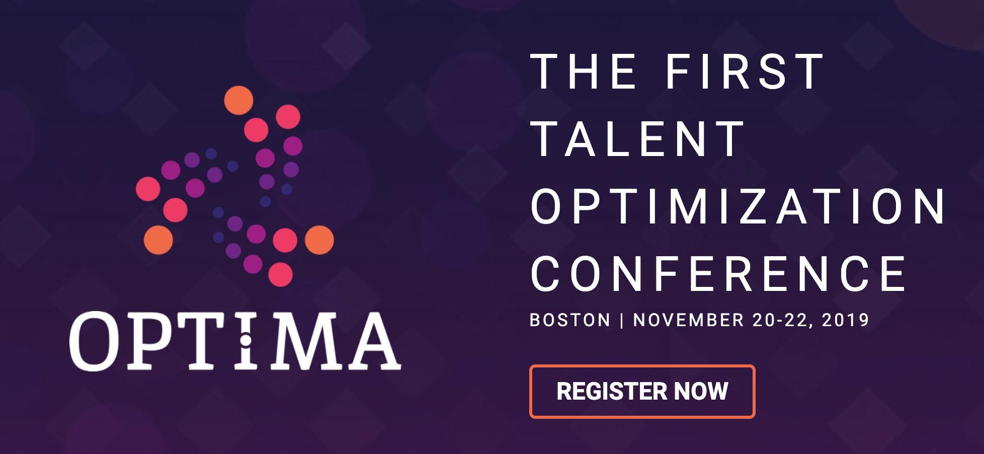 Optima Conference Logo