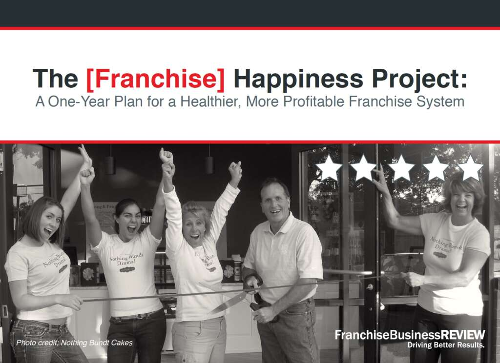 eBook: The [Franchise] Happiness Project