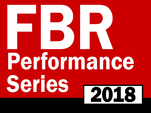 FBR Performance Series 2018