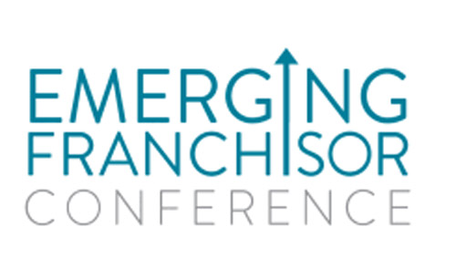emerging franchisor virtual conference logo