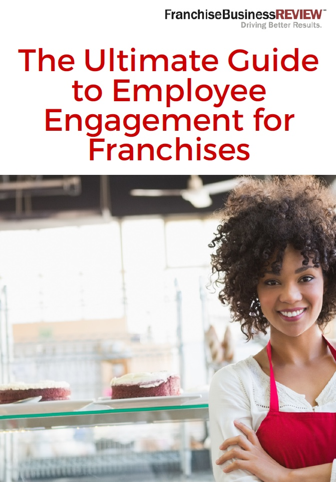The Ultimate Guide to Employee Engagement for Franchises Cover